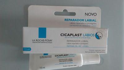 Maquiagem de óculos: Comparando: Cicaplast lábios x Regenerador labial ...