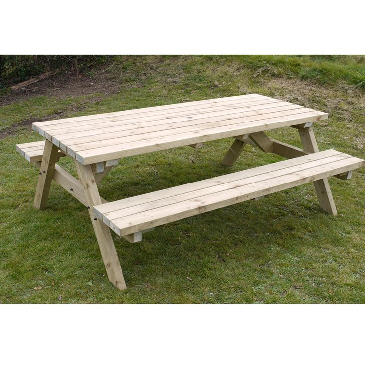 Rutland 6ft Large Picnic Bench   Next Day Delivery Rutland 6ft Large Picnic  Bench  Table And Chair SetsGarden. Best 25  Rattan garden furniture sale ideas on Pinterest