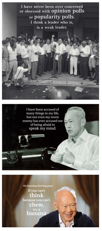 Remembering Lee Kuan Yew