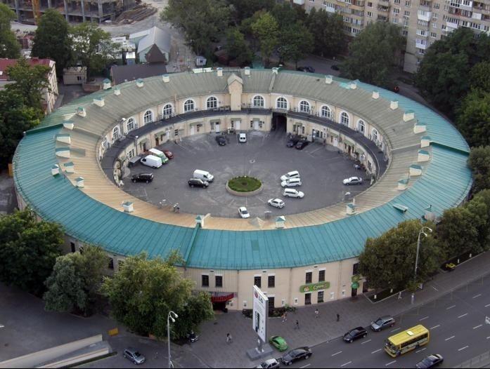 Круглая Башня № 2 по улице Щорса, 44