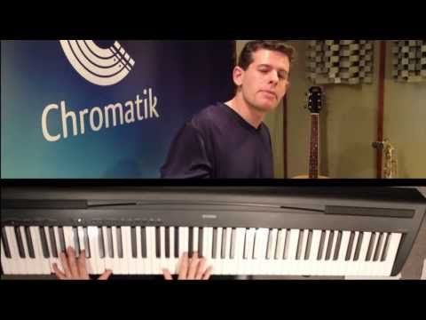 Skyfall - Adele - Learn To Play - Piano Lesson