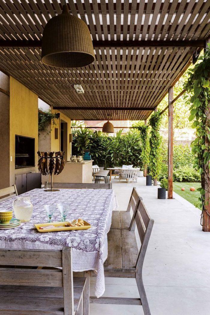 ▷ 1001 + Ideen und Bilder zum Thema Außenküche selber bauen – Mariana Ruiz Nunez