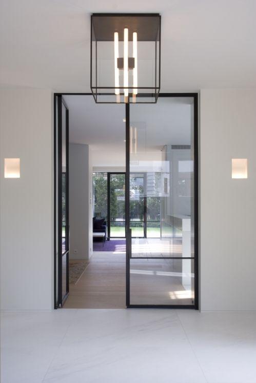 Mondrian Internal Steel Framed Doors | Products | IQ Glass