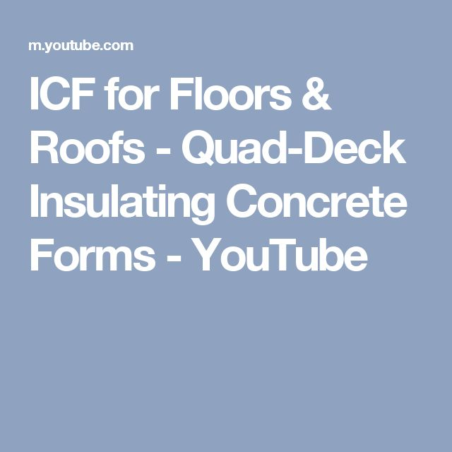Best 25 insulated concrete forms ideas on pinterest for Icf houses pros and cons