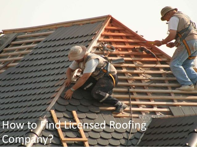 Know the major elements to find roofing contracts for complete roof repairs.