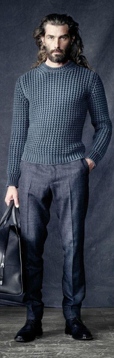 Berluti Menswear Fall-Winter