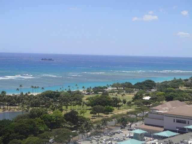 Ala Moana Hotel Vacation Rental - VRBO 145070 - 1 BR Waikiki Condo in HI, Ala Moana Hotel - 1bdrm Oceanview Suite, 24th Fl- $195!