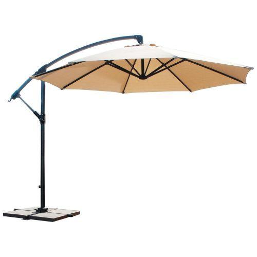 Xceltex 3m Cantilever Umbrella   Mitre 10 NZ$359 Part 55