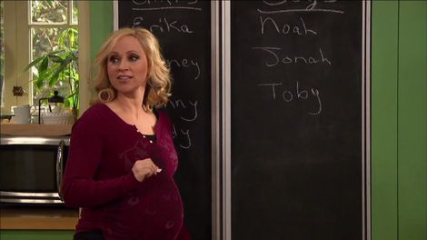 Good Luck Charlie Naming The Baby
