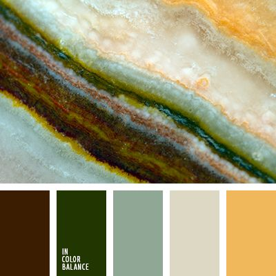 бежевый, болотный, желтый, зеленый, коричневый, подбор пастельных тонов, подбор цвета в интерьере, салатовый, тёмно-зелёный, темно-коричневый, цвет кристаллов, цвет шафрана.