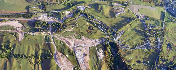 New Western expansion and the new Coronet 9 holes