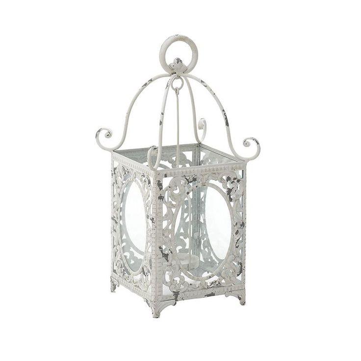 Metallic Lantern - Lanterns - DECORATIONS - inart