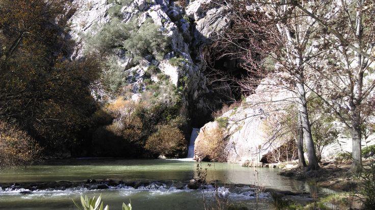 Cueva del Gato - Walk of the Two Caves tour from Marbella Escapes #naturalpools #riverswimming