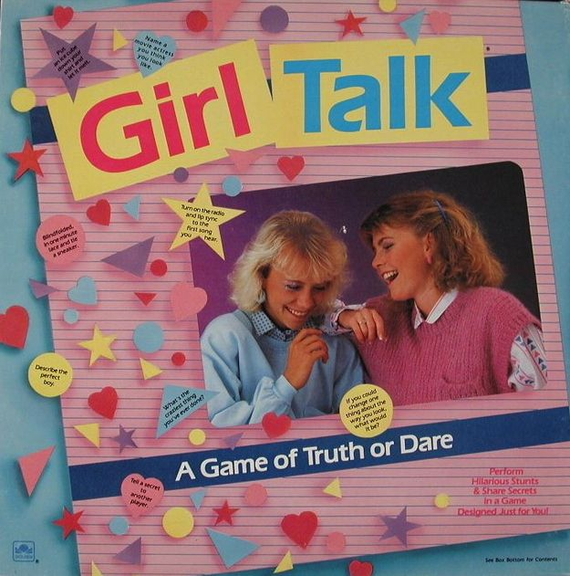 Girl Talk | 25 Awesome '80s Toys You Never Got But Can Totally Buy Today
