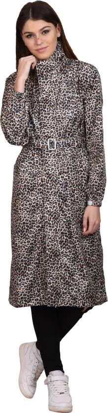 Versalis Animal Print Women's Raincoat #Raincoat