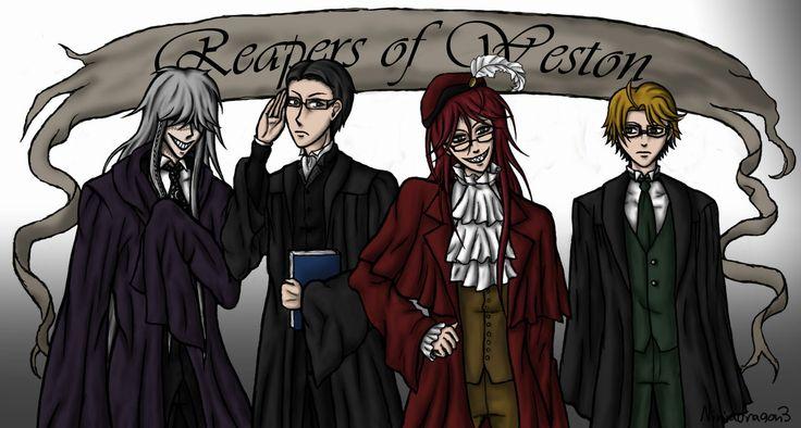 Reapers of Weston by NinjaDragon3