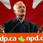 Jack Layton The Canadian Daily.ca  150x150 Rusty Onowakohton Nolan ~ How to Solve The Indian Problem Kill the Indian in the kid.
