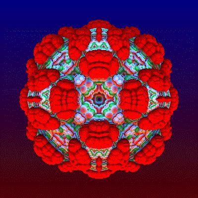 Mandala GIF by bunnywithrose