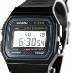 Casio F91w, un reloj lejendario