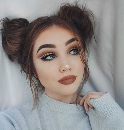 Extremely Cute Hairstyles for Pretty Ladies