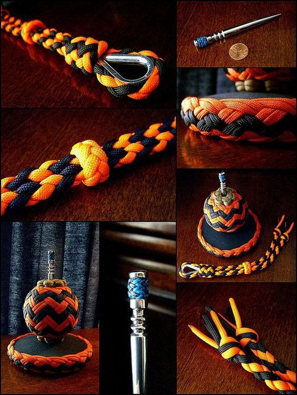 30 best things you can do with paracord images on for Things you can do with paracord