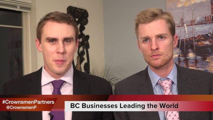 The Companies Leading BC   Telus, Jimmy Pattison, & Suncor