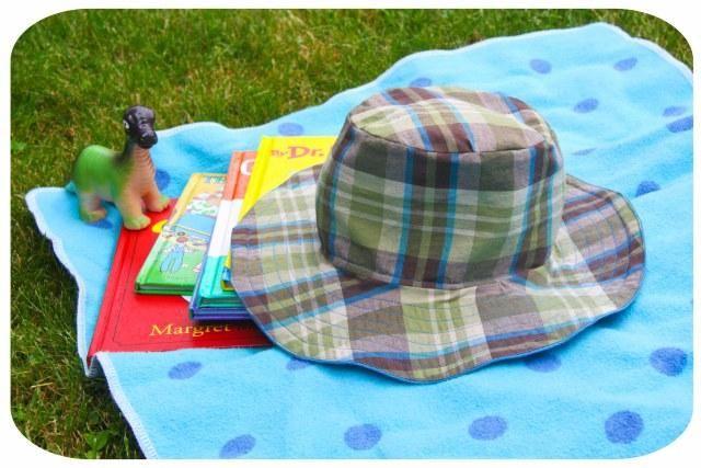 DIY Summer  : DIY A Summer Bucket Hat