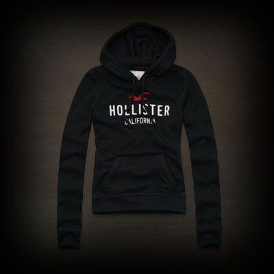 Hollister レディース パーカー
