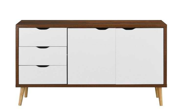 Tylor Modern Wooden TV Stand Cabinet