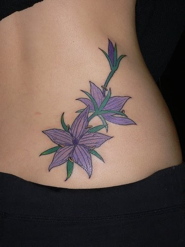 Photo Realistic Flower Tattoos Google Search: Flower Tattoos - Google Search