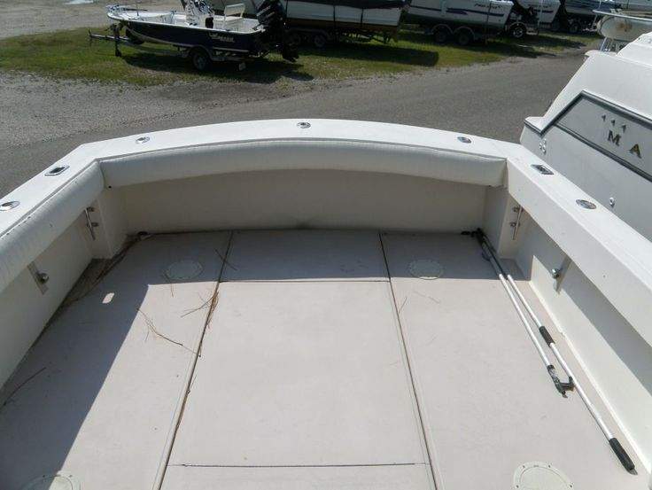 1992 Albemarle 27 express fisherman Power Boat For Sale - www.yachtworld.com