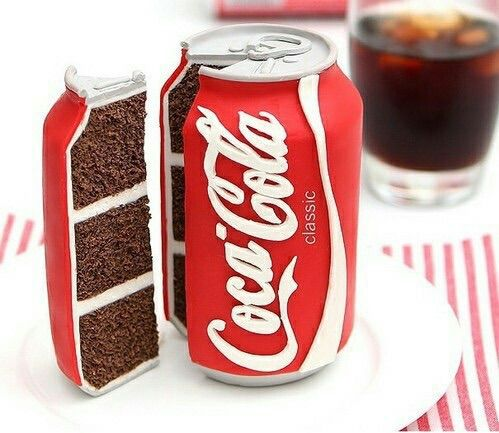Pepsi Cake Mix