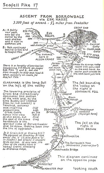 """""""Art or a map?"""" I love Alfred Wainwright maps. I always want to do this for our hiking trips. What a great way to remember a place..."""
