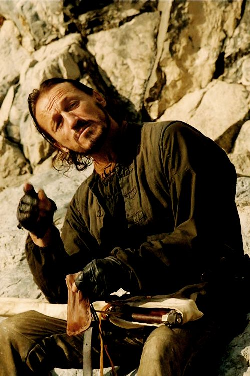 Bronn- Game of Thrones- Juego de Tronos
