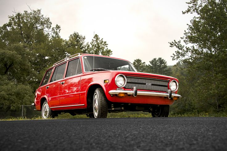 1974 Fiat 124 TC Estate