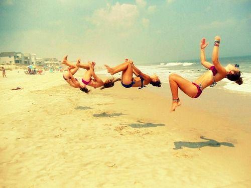 wow I miss summer...: Cheerleading, Beaches Pics, Sweet Summertime, Summerlovin, Summer Lovin, Photo Idea, Beaches Babes, The Beaches, Summer Time