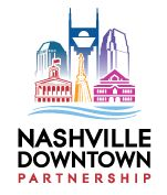Map of bars & nightclubs as well as restaurants and hotels in Nashville
