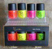 Primark 4 Farben Nagellack NEON Set - Ralfs Shop