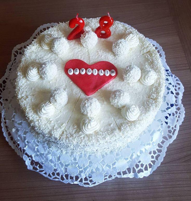 Raffaelo Kuchen  #raffaelo#kuchen#cake#selfmade