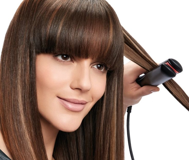 Errores comunes al planchar el cabello - http://www.entrepeinados.com/errores-comunes-al-planchar-el-cabello.html
