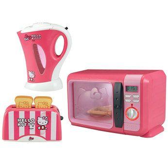 Hello Kitty Kitchen Appliance Set