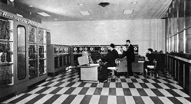 """On June 14, 1951, """"Univac I"""" was unveiled. It was a computer designed for the U.S. Census Bureau and billed as the world's first commercial computer. What challenging steps did it take to achieve launch day on a project like this one? It was likely that the developers did not fully realize the broad impact of their achievement in our society. If you believe in an idea or project today, stick to it and see it through to completion!    (Lee Ellis and Leading with Honor)"""