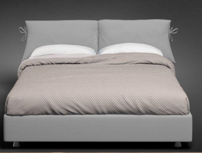 letto flou nathalie prezzo