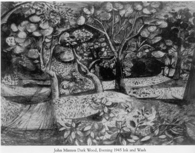 Dark Wood, John Minton