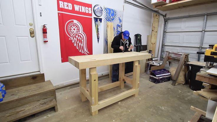 woodworking workbench (33)