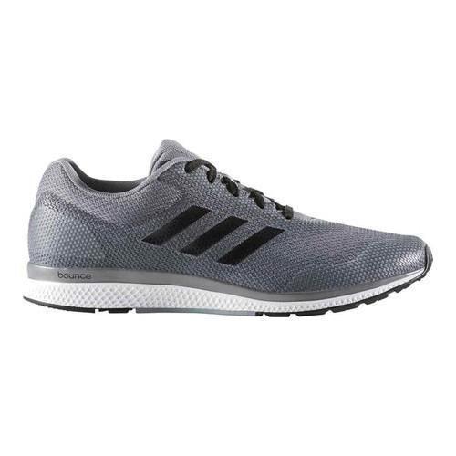 adidas Men's Mana Bounce 2 Aramis Running Shoe, Size: 12 M, Grey/Core Black/Iron  Metallic
