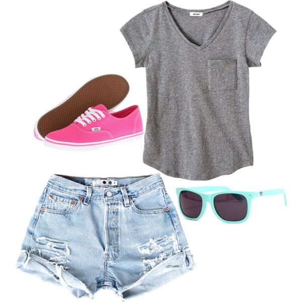 Summer Style Casual Teen Fashion My Style Pinterest Summer Clothes And Dream Closets