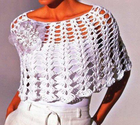 crochet bolero for bride / wedding Bolera by Cesaaccessories, $55.00
