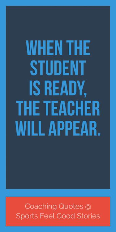 ut coach student relationship quotes