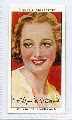 (Jb389-100) John Players ,Film Stars, 1938, #11